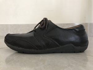 Leather Shoe Profile