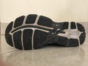 Running Shoe Sole